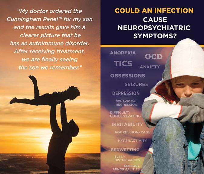 Neuropsychiatric Disorders Brochure