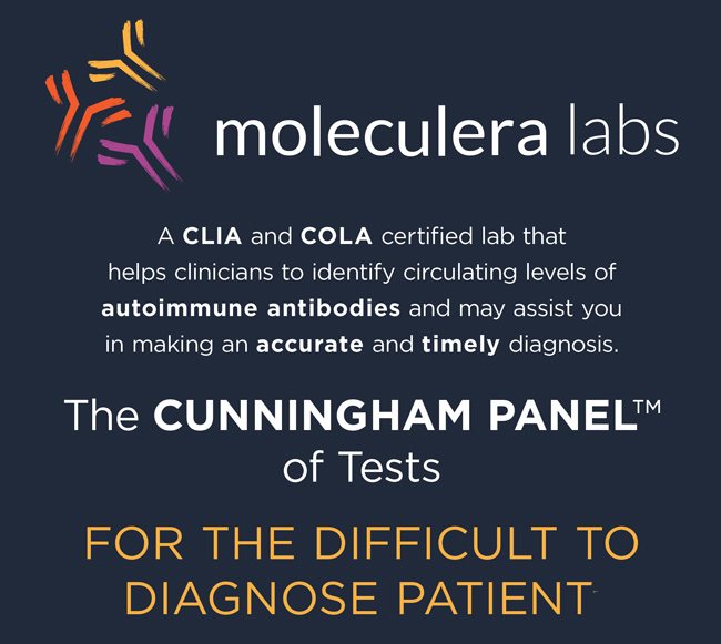 About Moleculera - PANS and PANDAS Testing