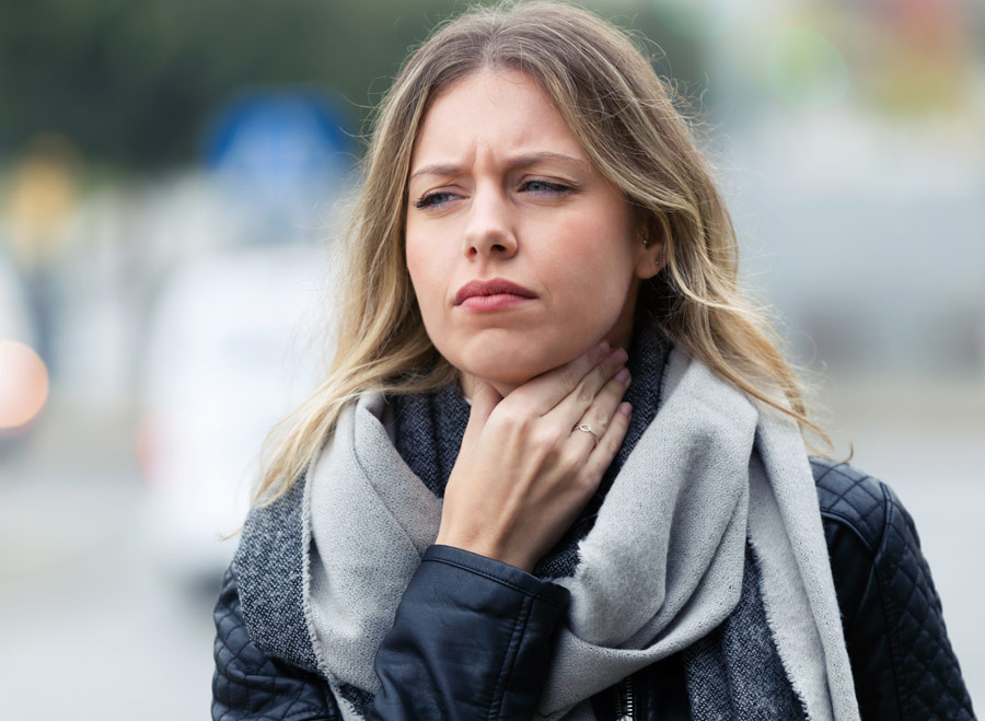 Infections can cause tic disorders in adults